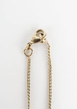 Load image into Gallery viewer, Chanel CC Logo Necklace