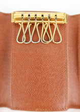 Load image into Gallery viewer, Louis Vuitton Monogram 6 Key Holder