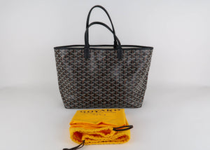 Goyard Saint Louis Black PM