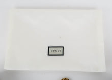 Load image into Gallery viewer, Gucci Black Marmont Flap Wallet Bag