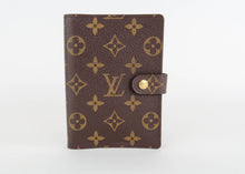 Load image into Gallery viewer, Louis Vuitton Monogram Agenda PM