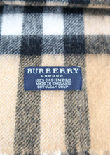 Load image into Gallery viewer, Burberry Scarf