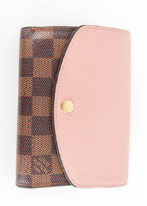Louis Vuitton Normandy Damier Ebene Wallet