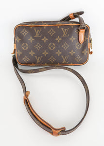 Louis Vuitton Monogram Marly Bandouliere