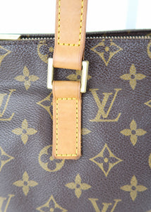 Louis Vuitton Monogram Cabas Piano