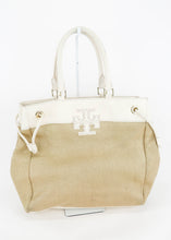 Load image into Gallery viewer, Tory Burch Woven Tote