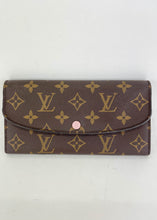 Load image into Gallery viewer, Louis Vuitton Monogram Emilie Wallet