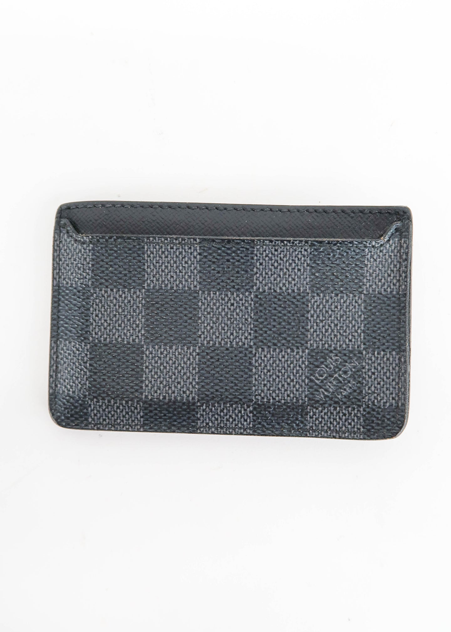 Louis Vuitton Men's Damier Graphite Porte Cardes