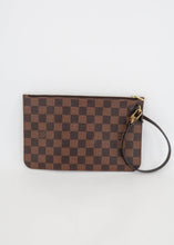 Load image into Gallery viewer, Louis Vuitton Damier Ebene Neverfull Pochette