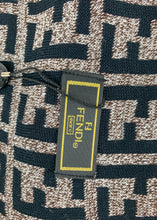 Load image into Gallery viewer, Fendi Zucca Print Winter Scarf