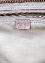 Load image into Gallery viewer, Celine Leather Cognac Mini Luggage