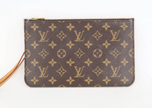 Load image into Gallery viewer, *BUNDLE* Louis Vuitton Monogram w/ Beige Neverfull Pochette & Felicie Insert