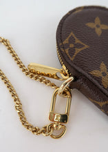 Load image into Gallery viewer, Louis Vuitton Monogram Monnaie Heart Leopard Coin Purse