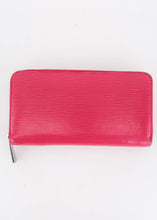 Load image into Gallery viewer, Louis Vuitton Epi Zippy Wallet Pink