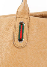 Load image into Gallery viewer, Gucci Tan Leather Satchel