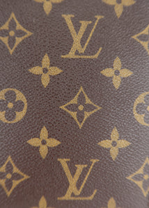Louis Vuitton Monogram Neverfull Pochette Pink