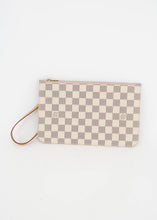 Load image into Gallery viewer, Louis Vuitton Damier Azur Neverfull Pochette