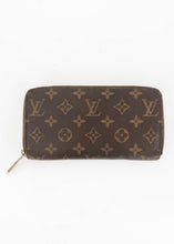 Load image into Gallery viewer, Louis Vuitton Monogram Zippy Wallet