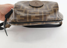 Load image into Gallery viewer, Fendi Zucca Monogram Bumbag Brown