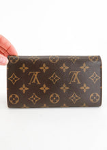 Load image into Gallery viewer, Louis Vuitton Monogram Porte Monnaie Wallet