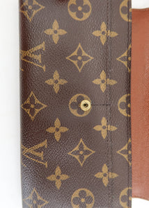 Louis Vuitton Monogram Porte Monnaie Wallet