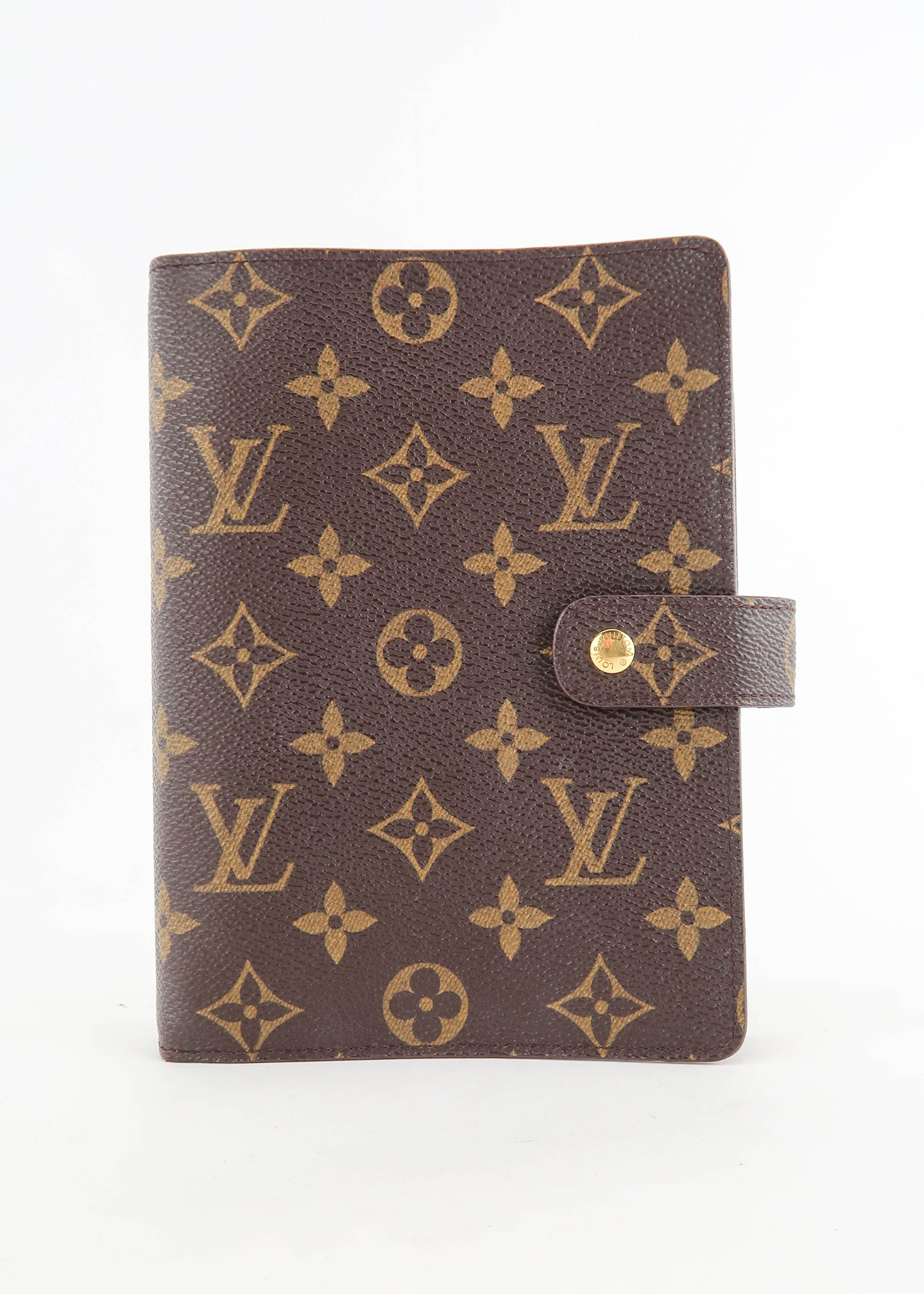 Louis Vuitton Monogram Agenda MM