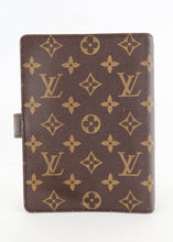 Load image into Gallery viewer, Louis Vuitton Monogram Agenda MM