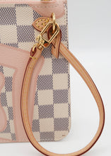 Load image into Gallery viewer, Louis Vuitton Damier Azur Tahiti Neverfull Pochette