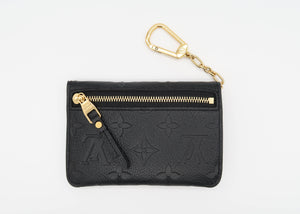 Louis Vuitton Empriente Black Cles Key Pouch