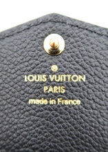 Load image into Gallery viewer, Louis Vuitton Empriente Black Cles Key Pouch