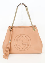 Load image into Gallery viewer, Gucci Beige Soho Tote