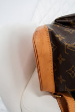 Load image into Gallery viewer, Louis Vuitton GM Montisouris Monogram Backpack