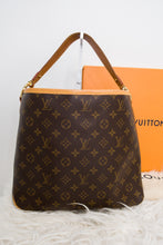 Load image into Gallery viewer, Louis Vuitton Monogram Delightful PM w/ pink interior