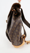 Load image into Gallery viewer, Louis Vuitton Monogram Montsouris GM