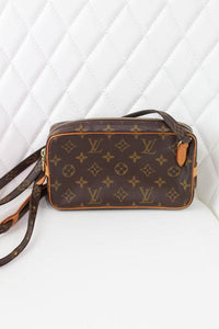 Louis Vuitton Monogram Marley B Crossbody