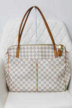 Load image into Gallery viewer, Louis Vuitton Damier Azur Figheri GM