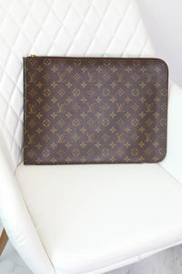 Louis Vuitton Monogram Document Holder