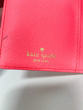 Load image into Gallery viewer, Kate Spade Checkbook Holder