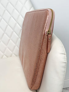 Kate Spade Rose Gold Laptop Case