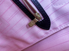 Load image into Gallery viewer, Louis Vuitton Damier Ebene Neverfull MM w/ Pink Interior
