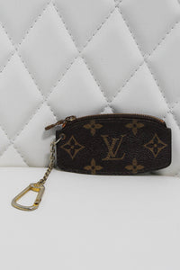 Louis Vuitton Monogram Key Chain Cles