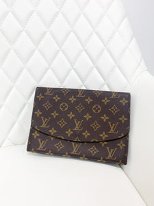 Louis Vuitton Monogram Rabat 23 Clutch