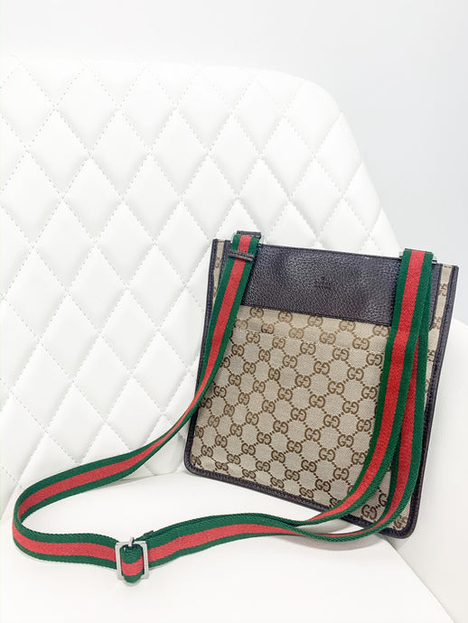 Gucci Canvas Crossbody