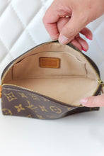 Load image into Gallery viewer, Louis Vuitton Monogram Cosmetic Pouch