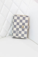 Load image into Gallery viewer, Louis Vuitton Damier Azur French Wallet