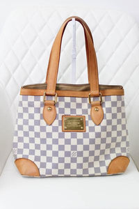 Louis Vuitton Damier Azur Hampstead