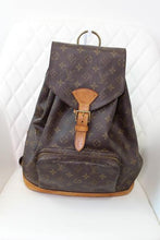 Load image into Gallery viewer, Louis Vuitton Monogram GM Backpack