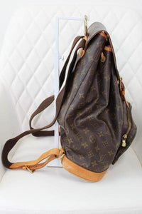 Louis Vuitton Monogram GM Backpack