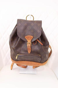 Louis Vuitton Monogram MM Backpack