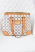 Load image into Gallery viewer, Louis Vuitton Damier Azur Hampstead